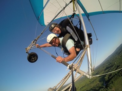 Hang Gliding | Tandem Flights | Aero Towing | North Carolina